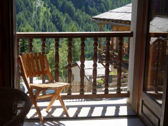 Gentiane Le balcon
