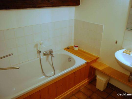 Ancolie Salle de bains